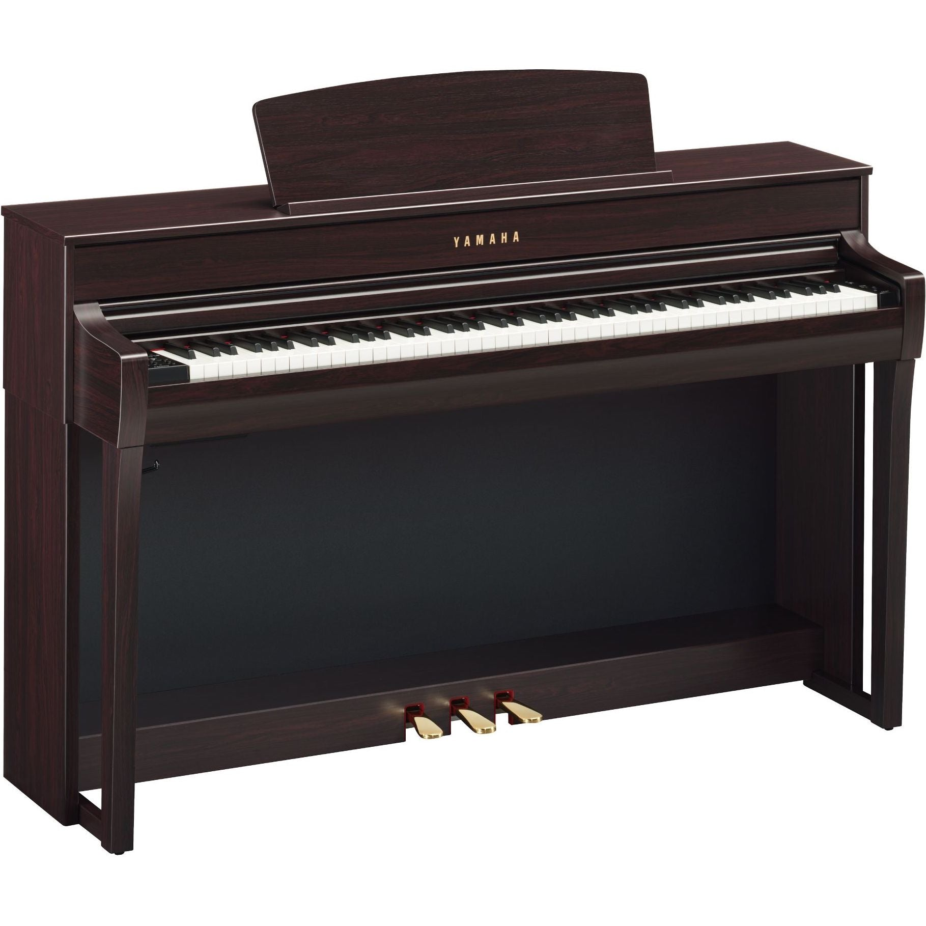 Yamaha Clavinova CLP-745R Dark Rosewood Digital Piano | Music Experience | Shop Online | South Africa