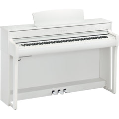 Yamaha Clavinova CLP-745WH Matte White Digital Piano | Music Experience | Shop Online | South Africa
