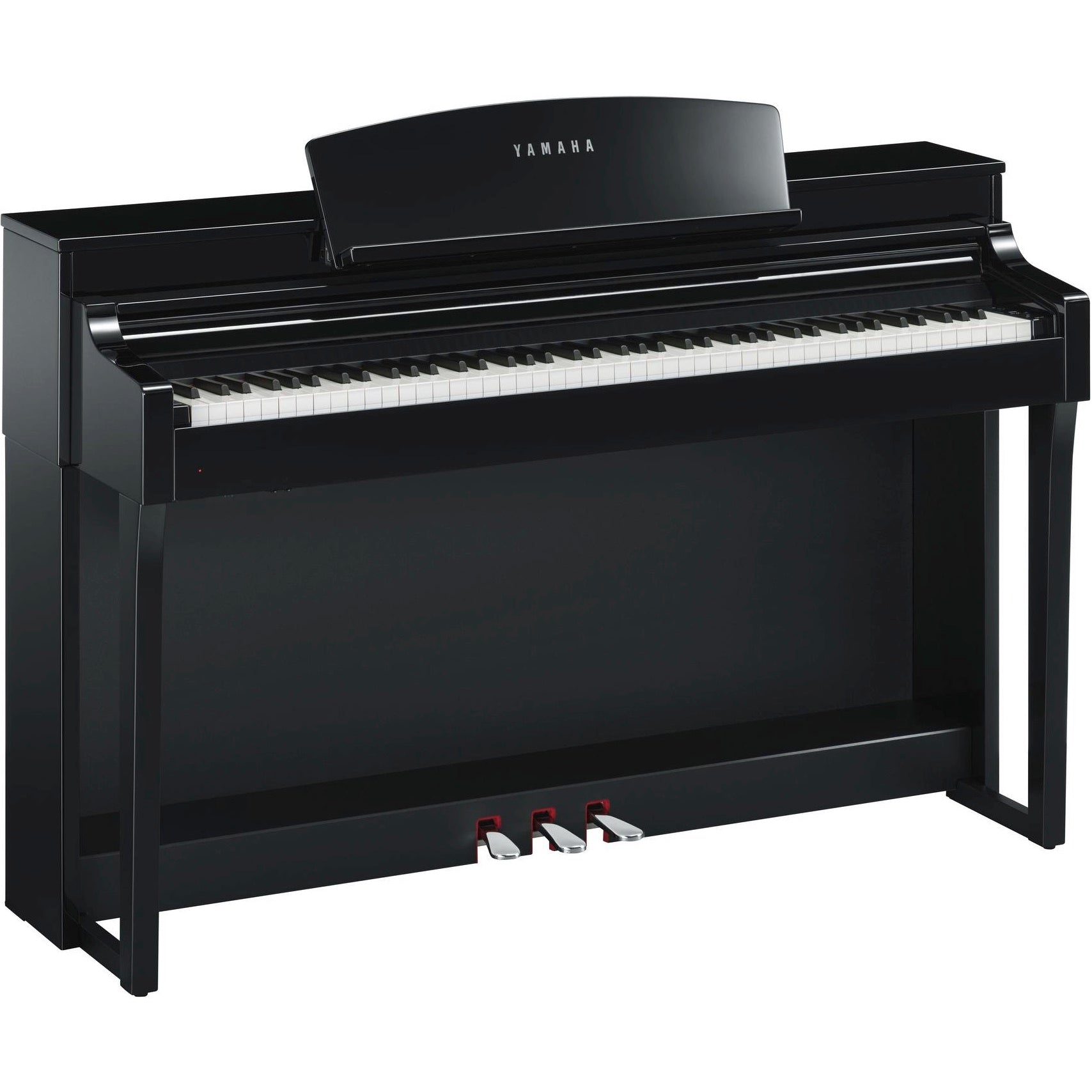 Yamaha Clavinova CSP-150 Digital Smart Piano Polished Ebony | Music Experience | Shop Online | South Africa