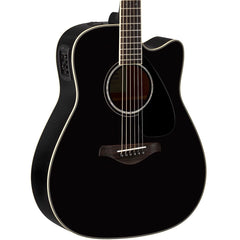 Yamaha FGX830C Dreadnought Black | Music Experience | Shop Online | South Africa
