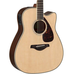 Yamaha FGX830C Dreadnought Natural | Music Experience | Shop Online | South Africa
