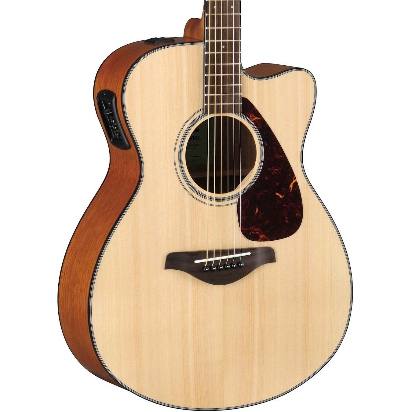 Yamaha FSX800C Concert Natural | Music Experience | Shop Online | South Africa