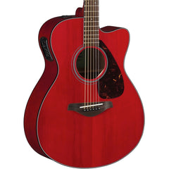 Yamaha FSX800C Concert Ruby Red | Music Experience | Shop Online | South Africa