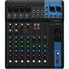 Yamaha MG10 Mixing Console | Music Experience | Shop Online | South Africa