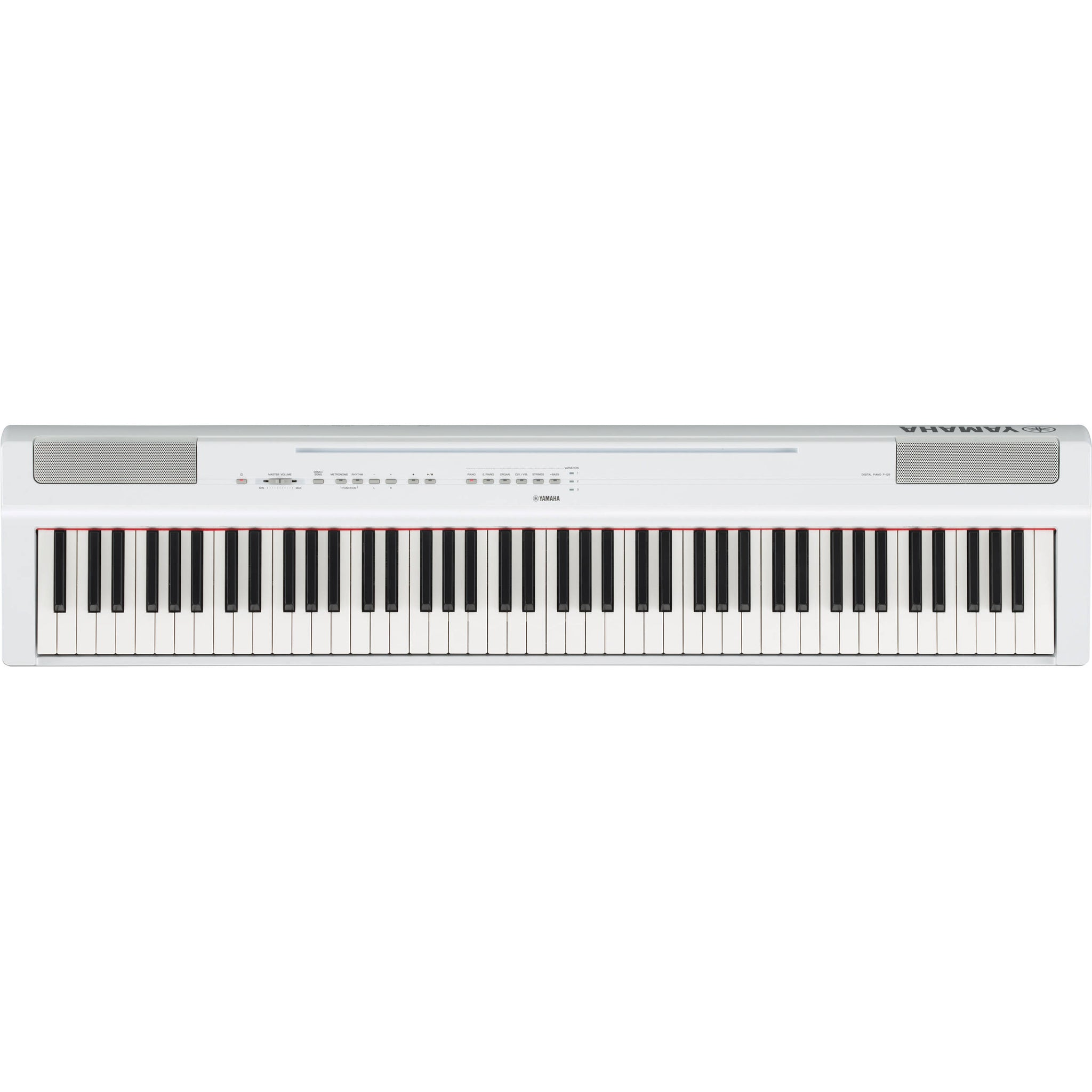 Yamaha P-125B Digital Stage Piano White | Music Experience | Shop Online | South Africa