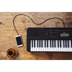 Yamaha PSR-E360 Dark Walnut 61-key Portable Arranger Keyboard | Music Experience | Shop Online | South Africa