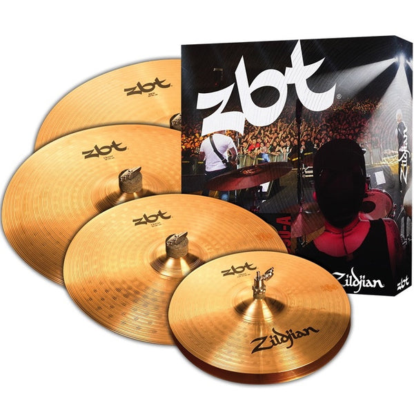 Zildjian ZBT 5 Cymbal Box Set ZBT390-A | Music Experience | Shop Online | South Africa