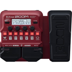 Zoom B1X FOUR Multi-effects Processor | Music Experience | Shop Online | South Africa