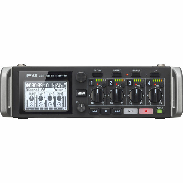 Zoom F4 Multitrack Field Recorder | Music Experience | Shop Online | South Africa