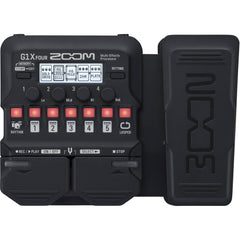 Zoom G1X FOUR Multi-Effects Processor | Music Experience | Shop Online | South Africa