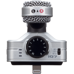 Zoom iQ7 Lightning Connector Microphone