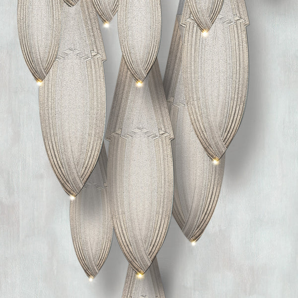 Dolomite LED Wallpaper Chandelier