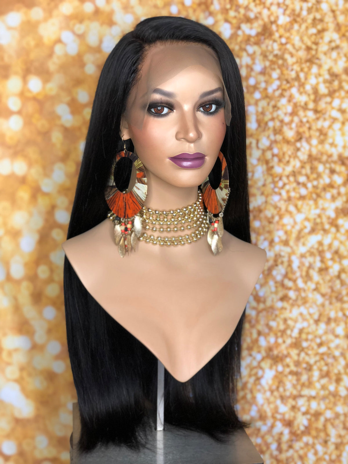 TreBella Wigs 20in frontal unit - TreBella Wigs