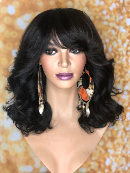 TreBella Wigs Custom Full unit 10in