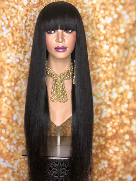 TreBella Wigs custom 20in full unit - TreBella Wigs