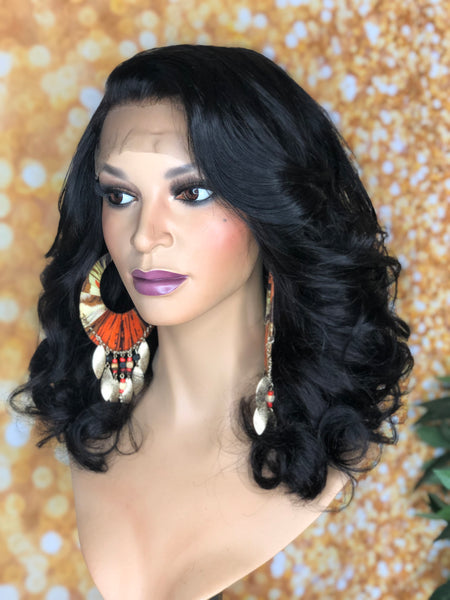 TreBella Wigs Custom unit 14in - TreBella Wigs