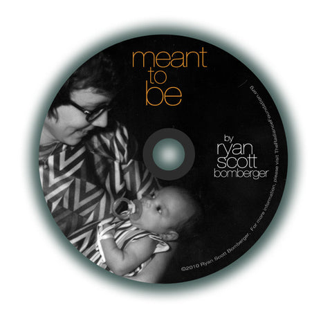 """Meant to Be"" Downloadable CD single"