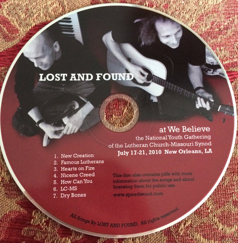 LC-MS Youth Gathering CD
