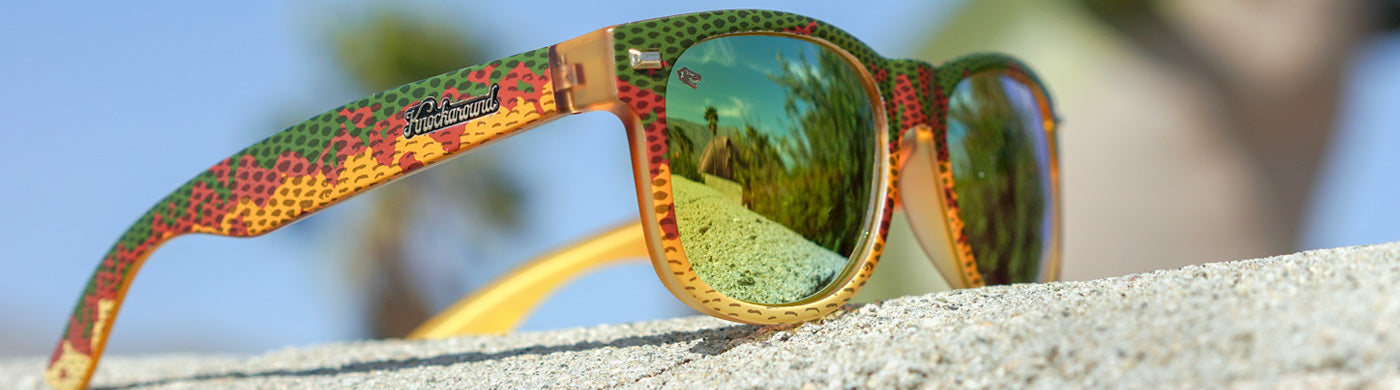 lenoor crown knockaround special releases sunglasses