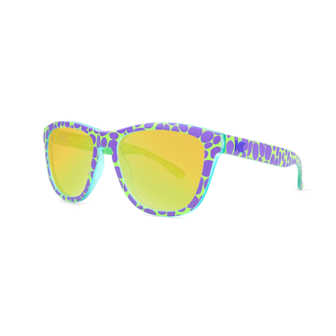 lenoor crown knockaround kids premiums sunglasses monster
