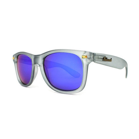 lenoor crown knockaround fort knocks sunglasses frosted grey moonshine