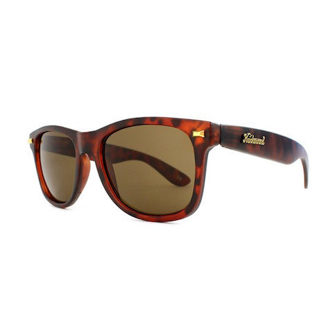 lenoor crown knockaround fort knocks sunglasses matte tortoise amber