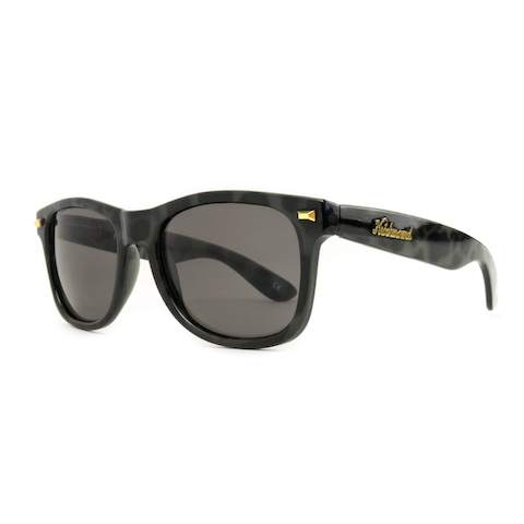 lenoor crown knockaround fort knocks sunglasses black tortoise shell smoke