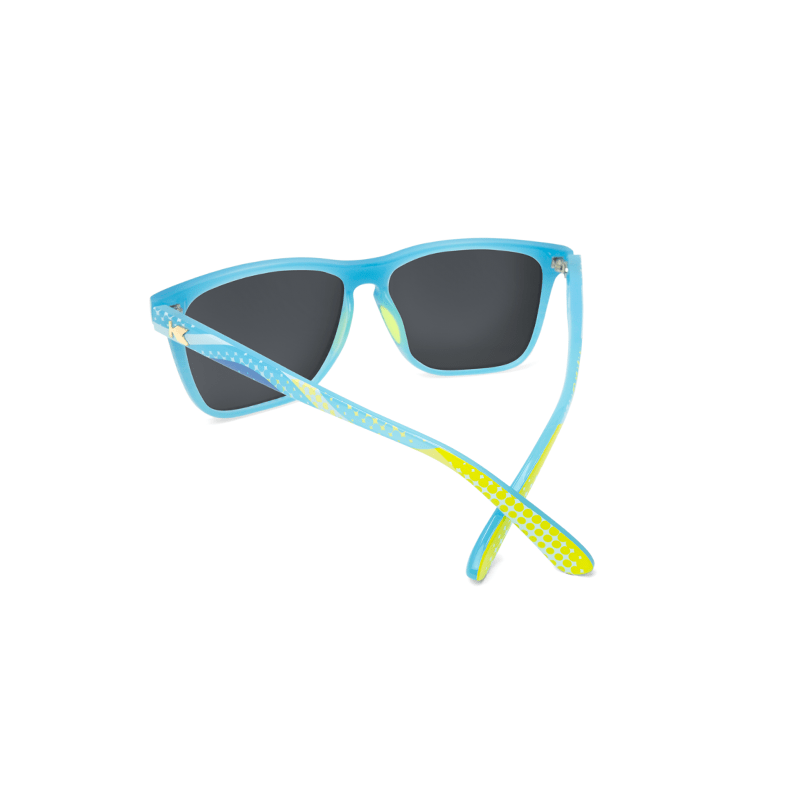 lenoor crown knockaround fast lanes sport sunglasses coastal