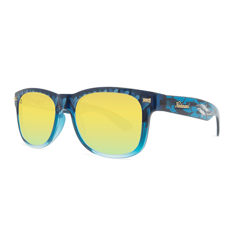lenoor crown knockaround special releases fort knocks sunglasses shark week 2020