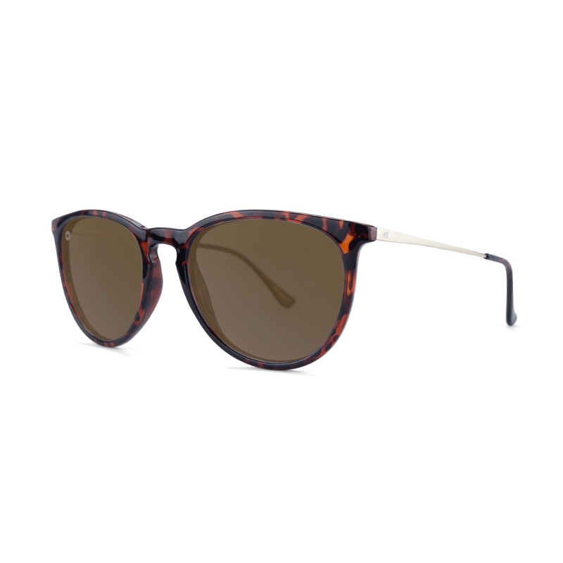 lenoor crown knockaround mary janes glossy tortoise shell amber