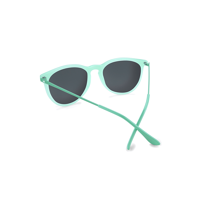 lenoor crown knockaround mary janes sunglasses mint jelly