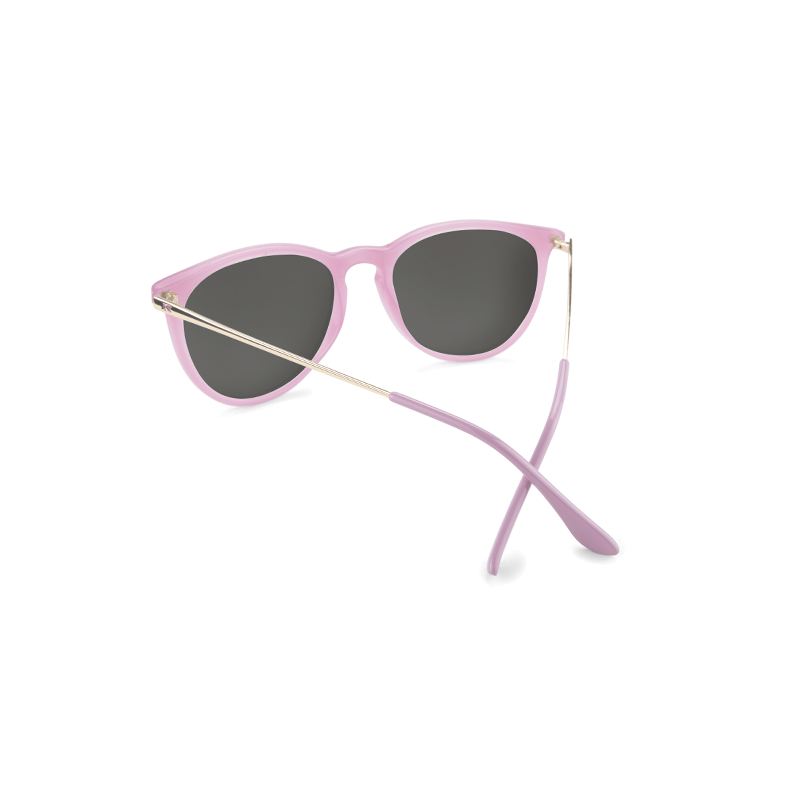 lenoor crown knockaround mary janes sunglasses pink lemonade