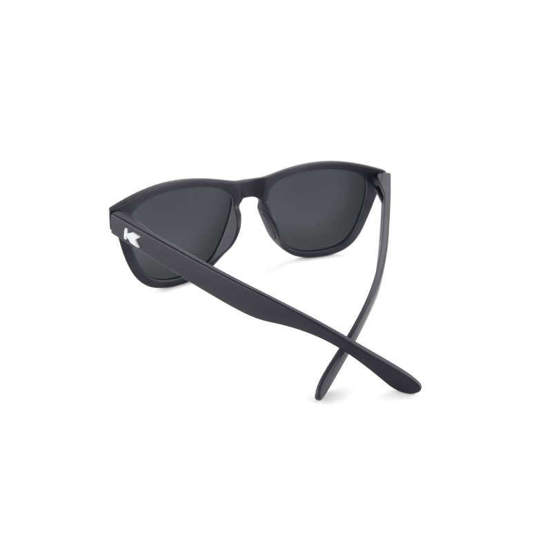 lenoor crown knockaround premiums sport sunglasses black smoke