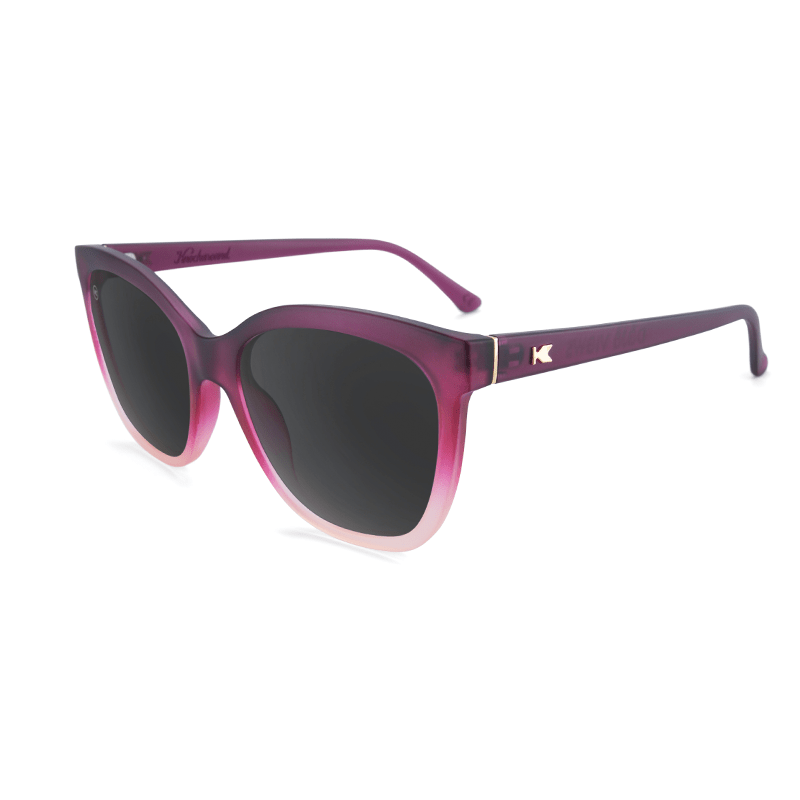 lenoor crown knockaround deja views sunglasses spanish rose