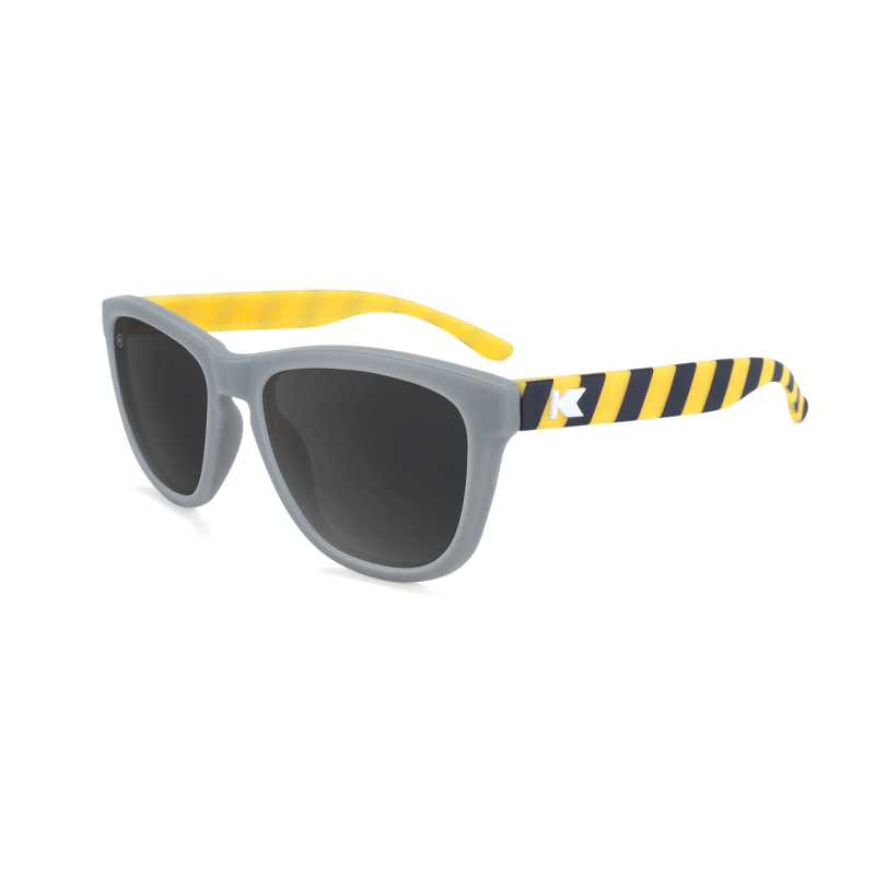 lenoor crown knockaround kids premiums sunglasses construction zone