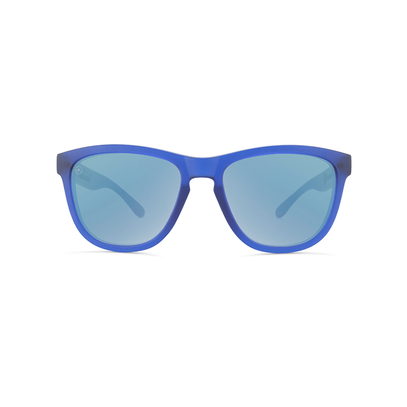 lenoor crown knockaround kids premiums sunglasses wingtip blues