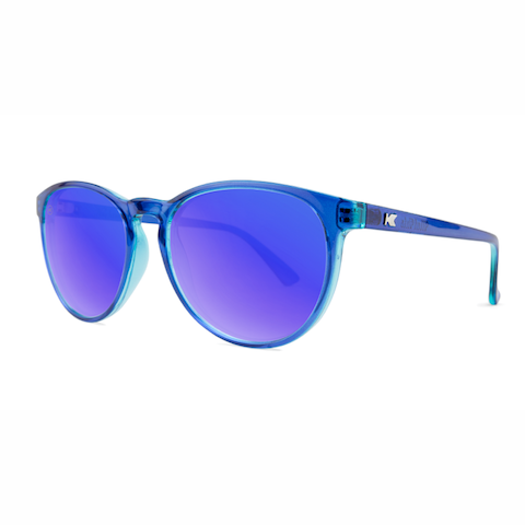 lenoor crown knockaround mai tais sunglasses blueberry geode moonshine