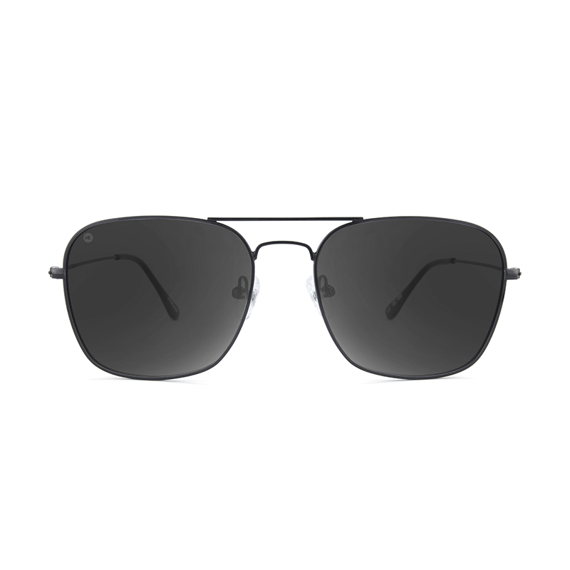 lenoor crown knockaround mount evans sunglasses black smoke