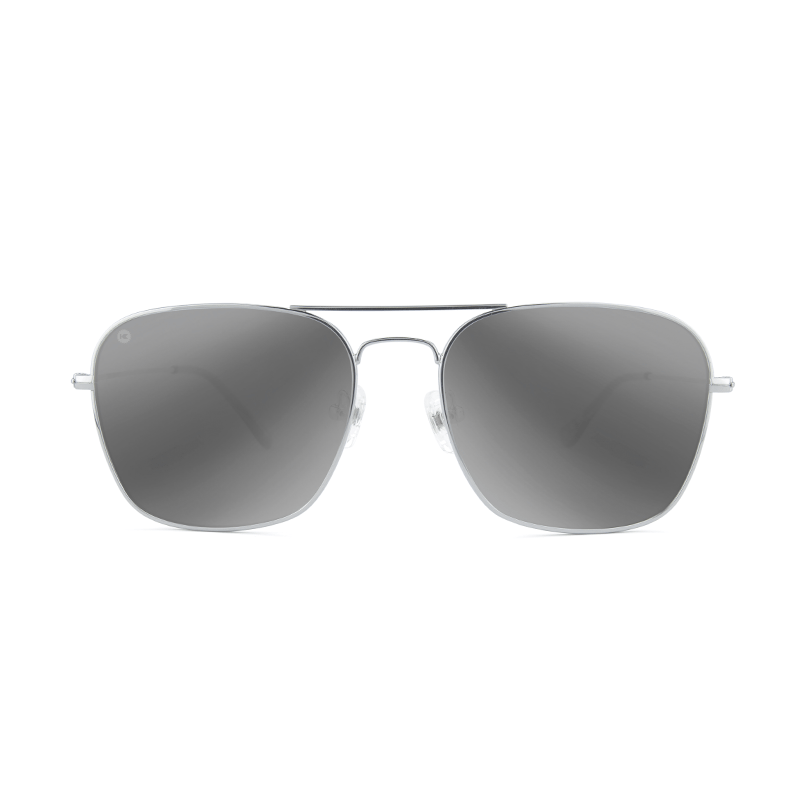 lenoor crown knockaround mount evans sunglasses silver
