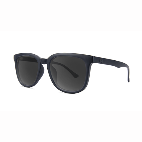 lenoor crown knockaround paso robles sunglasses black on black