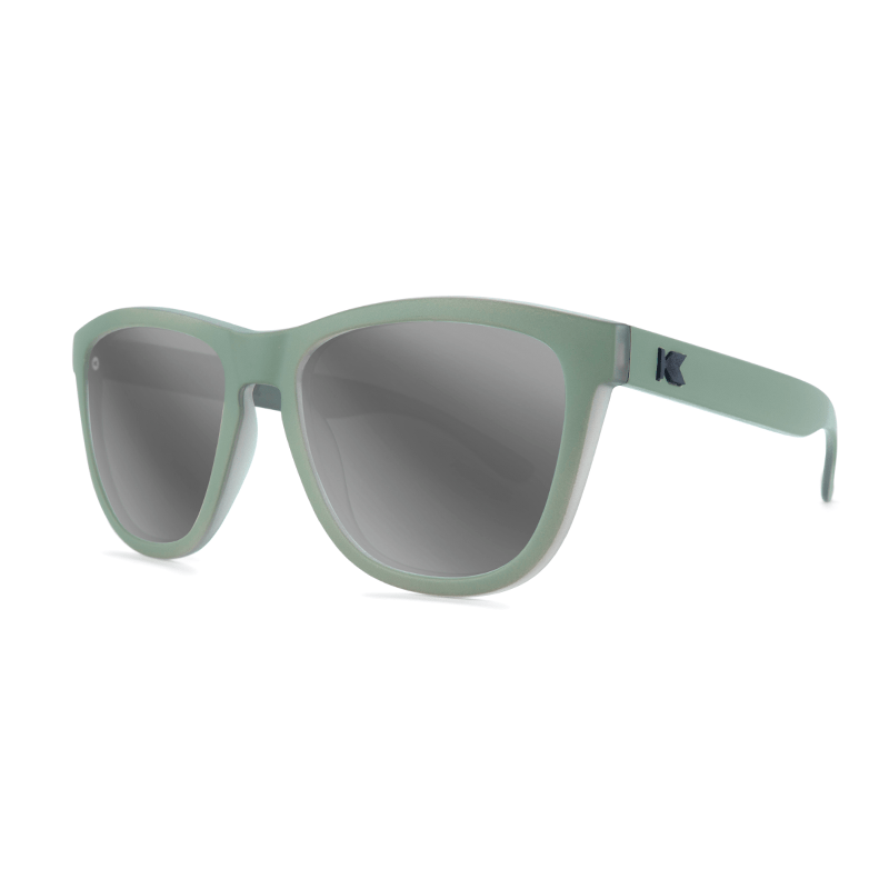 lenoor crown knockaround premiums sunglasses battleship