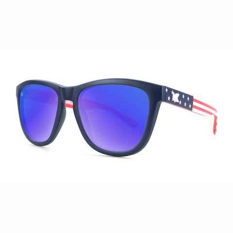 lenoor crown knockaround premiums sunglasses star spangled