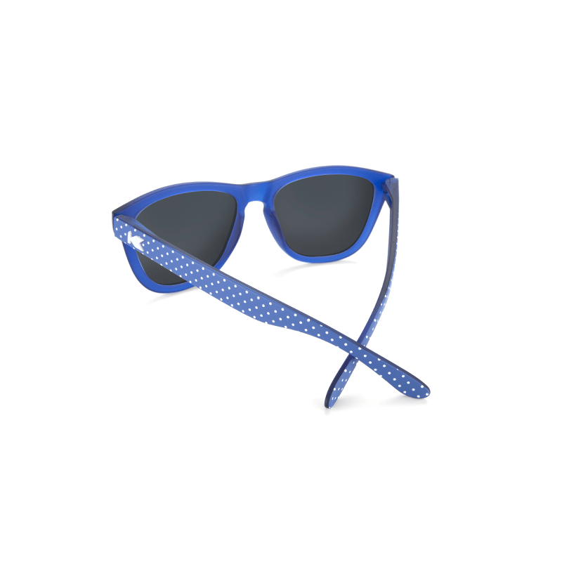 lenoor crown knockaround premiums sunglasses wingtip blues
