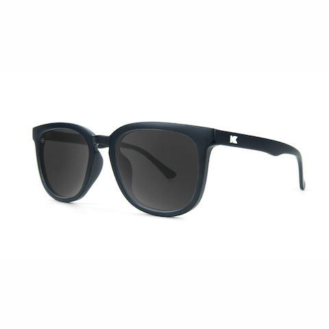 lenoor crown knockaround paso robles sunglasses black smoke
