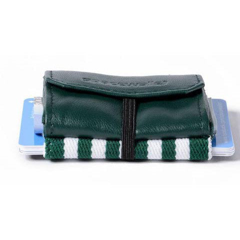 lenoor crown space wallet tropic green 2.0 pull