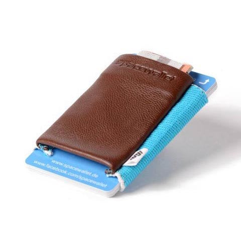 lenoor crown space wallet surfer brown classic