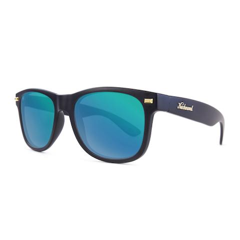 lenoor crown knockaround fort knocks sunglasses black green moonshine