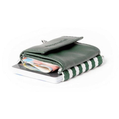 lenoor crown space wallet tropic green 2.0 push