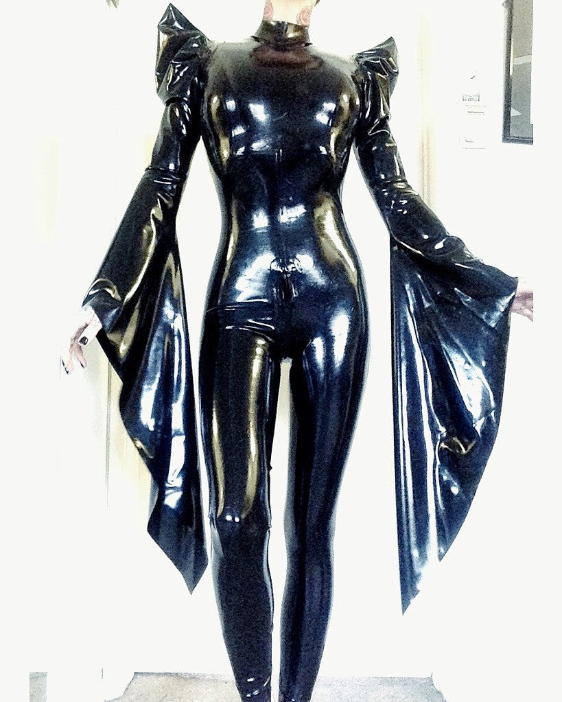 Latex catsuit Catsuits
