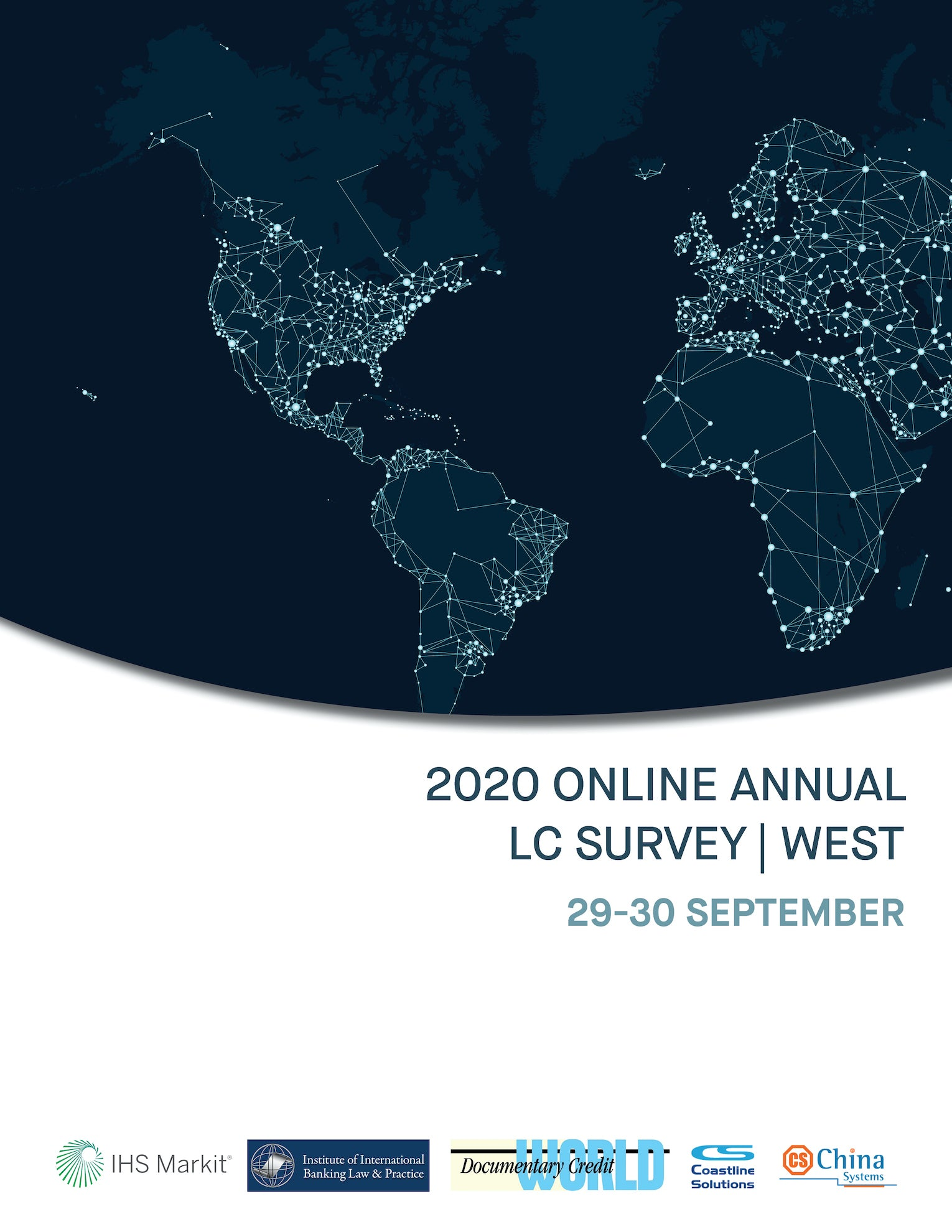2020 Online Annual LC Survey West | Americas & Europe | 7 CPDs